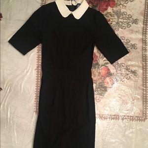 06133b4a27c Modcloth Dresses - Collectif Make My Wednesday Sheath Dress